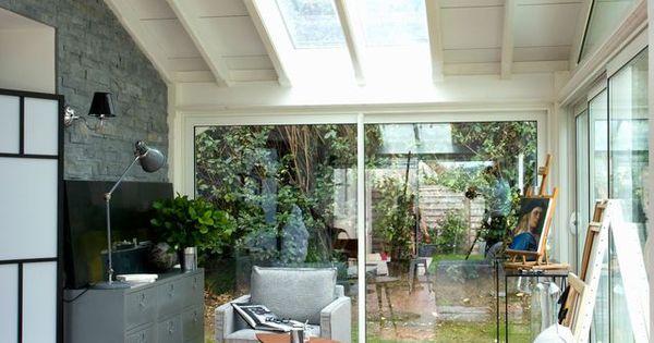 v randa jardin d 39 hiver 12 mod les tr s inspirants aspects du bois pont thermique et. Black Bedroom Furniture Sets. Home Design Ideas