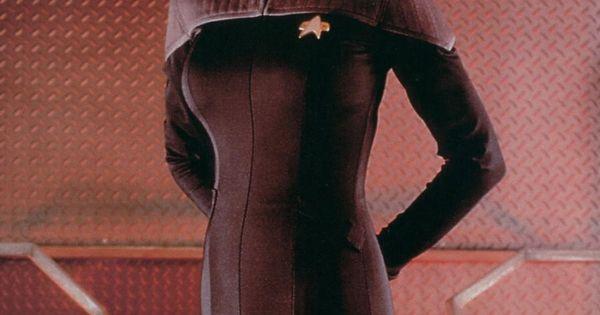Jadzia Dax ( Terry Farrell ) Star Trek Deep Space Nine ...