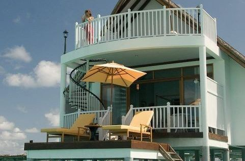 The best beach house ever! Half the summer house