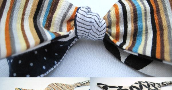 Handmade Bow Ties u2014 Crafthubs ProFotoLib.com | See more about Bow Ties, Ties and Handmade.
