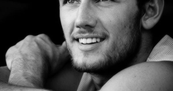 Alex Pettyfer / Black & White Photography--I love this guy so much!