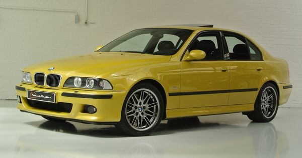 Bmw E39 M5 Phoenix Yellow Bmw E39 M5 Pinterest Bmw