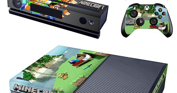 Minecraft xbox one skin decal stiker design