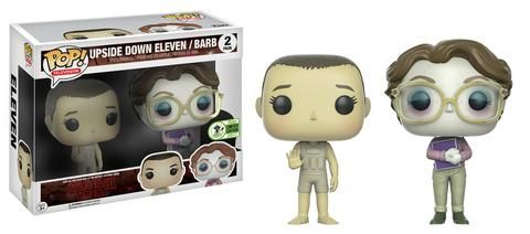 Here S Part Two Of Our Eccc Reveals In Case You Missed It Here S Part One Don T Forget That You Must Enter Stranger Things Funko Pop Vinyl Figures Funko Pop