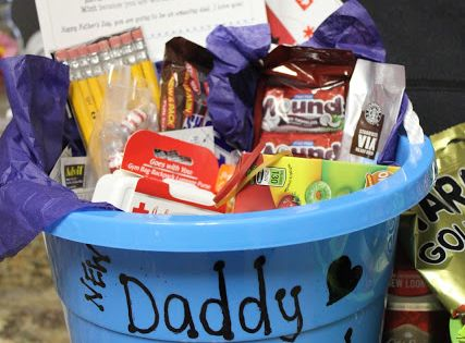 Daddy to be survival kit, I was gifted a motherhood survival kit,