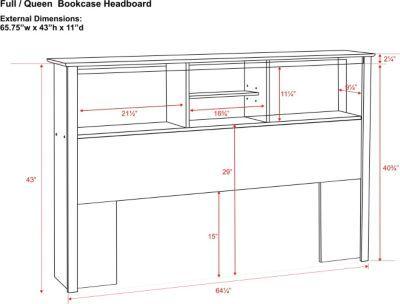 Free Bookcase Headboard Plans Bookcase Headboard Headboard Plan