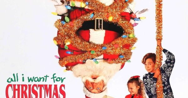 All I Want For Christmas 1991 In 2020 Christmas Movies Christmas Poster Christmas Movies List