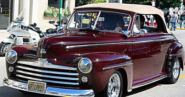 Auto - July 10, 2010 Cruise Night, Morris, IL.