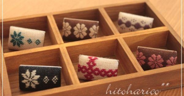 Hitoharico Plus 手芸 手芸刺繍 手芸刺繍ステッチ
