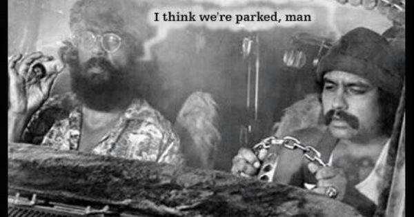 Cheech Amp Chong Up In Smoke Quot Hey Man Am I Driving Okay
