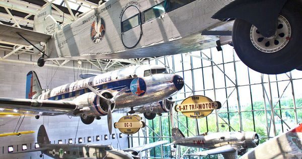 Smithsonian's National Air and Space Museum in Washington, D. C. | 22