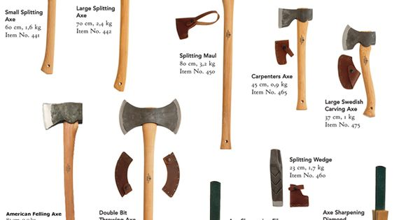 Granfors Axes | Bivouac | Pinterest | Everything, The smalls and ...