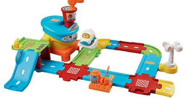 Vtech Go Go Smart Wheels Airport Play Set 17 49 Vtech Toy Playset Toddler Toys
