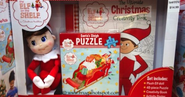The elf on the shelf costco frugalhotspot toys toys kids pinterest christmas toys - Costco toys for kids ...