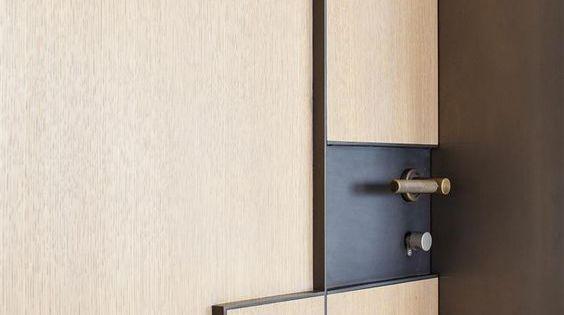 The Art Collector Apartment 2 Pitsou Kedem Doors And Floors Doors Doors Interior