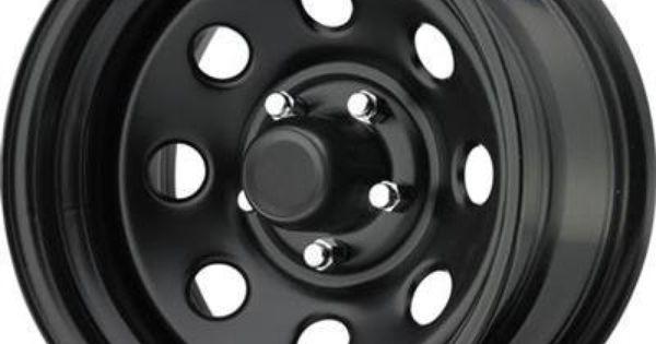 Robot Check Black Steel Wheels Steel Wheels Rock Crawler