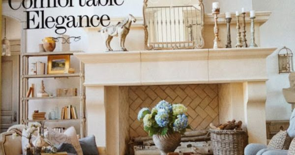 Country French Magazine Vignette Design And Country French On