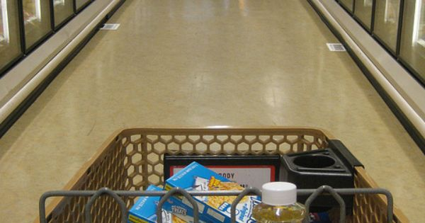 """""""11 Ways Supermarkets Trick Us into Spending More"""""""