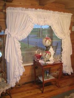 Vickie S Ruffled Curtains Country Curtains Ruffle Curtains