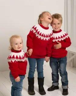 silly santa genser