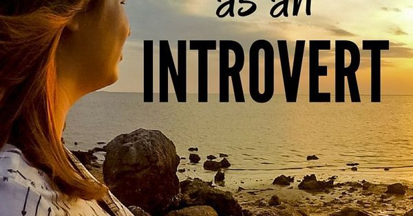 travel world introvert