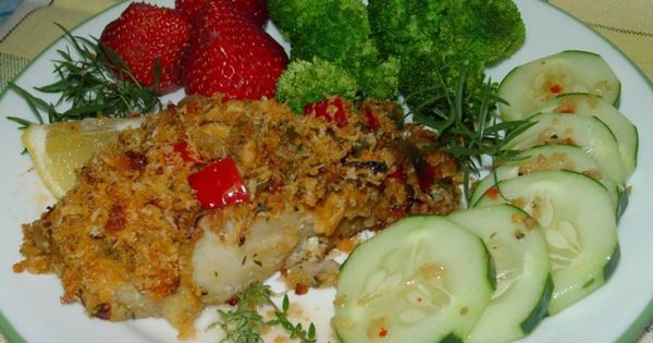 Pam's Herbed Fish Fillets | Recipe | Fish, Main Courses and Recipe