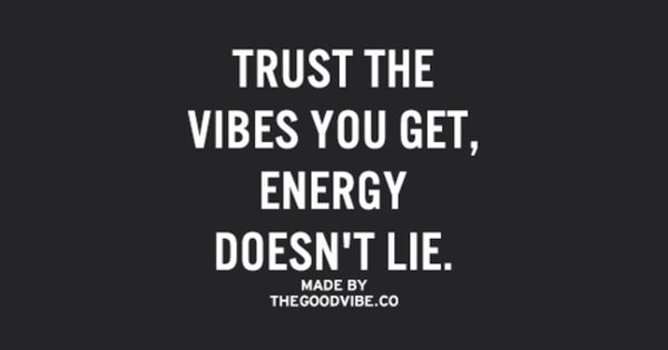 Everything Changes When You Start To Emit Your Own Vibe Rather
