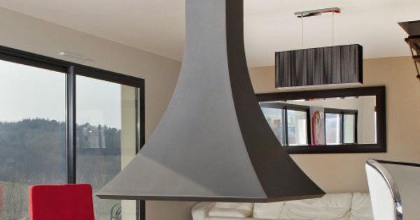 cheminee julietta 985 centrale foyer ouvert r novation maison normande pinterest chemin e. Black Bedroom Furniture Sets. Home Design Ideas