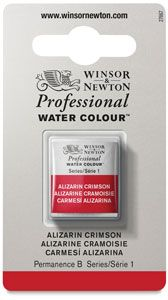 Winsor Newton Professional Watercolor Half Pans Watercolor