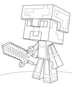 Minecraft Coloring Pages Free Coloring Pages Minecraft Stampabile Minecraft Disegni Da Colorare