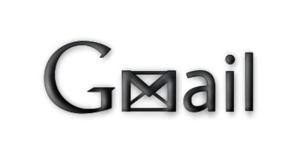black and white gmail logo - google search | favorite logos (in