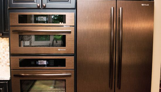 Kitchen Copper Appliances Design Pictures Remodel Decor