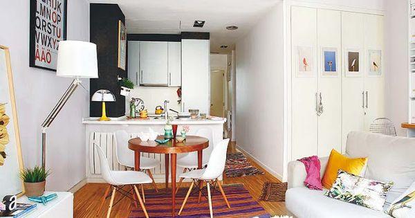 16 creative design and d cor ideas for limited spaces - Diseno de apartamentos pequenos ...