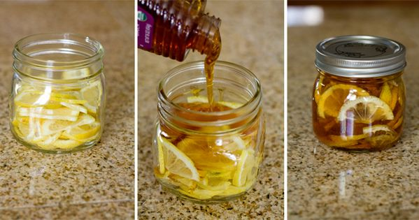 "a little life: Cold remedy tea jelly: Winter sore throat ""tea"". In"