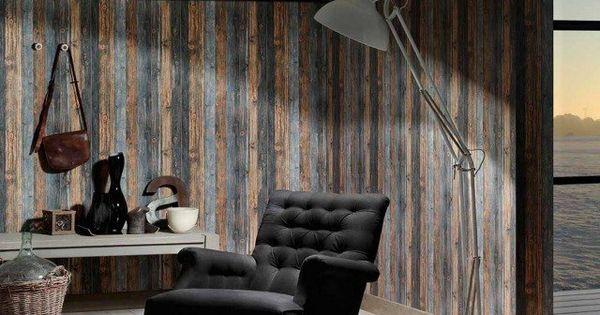 ... chambre daspect bois- 30 idées magnifiques  Design and Interieur