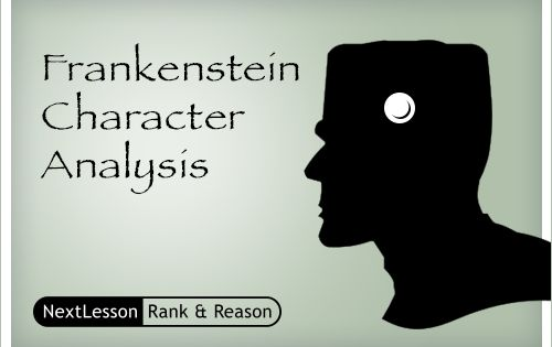 An analysis of the characters of grendel and frankenstein