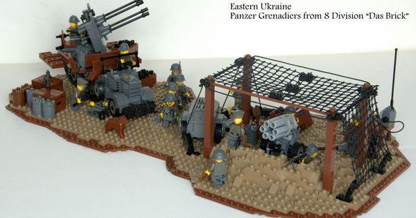1942 Eastern Ukraine German Position