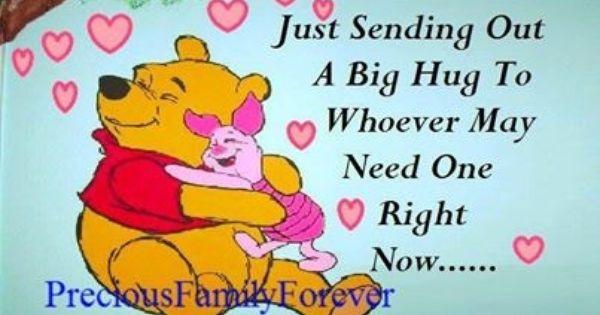 funny bear hug