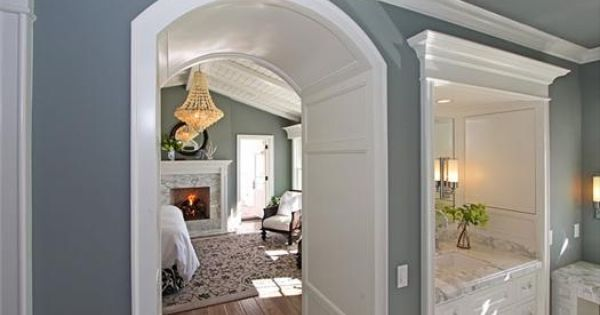 Benjamin moore vermont slate for the home pinterest for Vermont slate colors