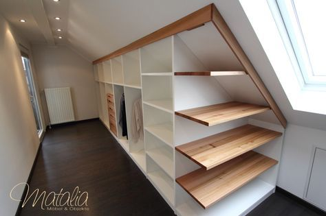 einbauschrank dachschr ge schiebet ren kleiderschrank. Black Bedroom Furniture Sets. Home Design Ideas