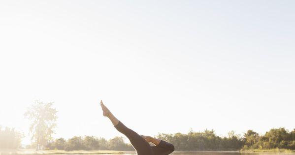Yoga on a paddle board Hugh Pyle Pyle Whitaker - look whats on Pinterest! hahahaha it's meeeeee