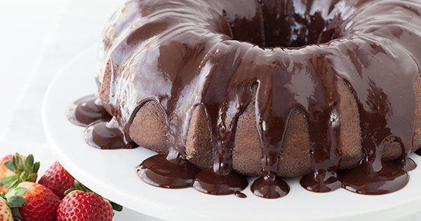 Devil S Food Chocolate Cake Recipe