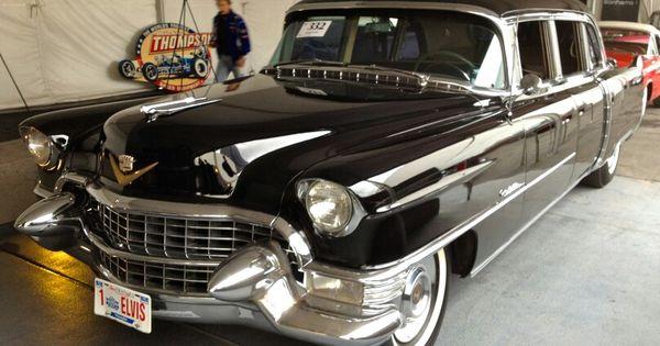 Elvis 1956 Cadillac Limousine D Elvis Cars Jets