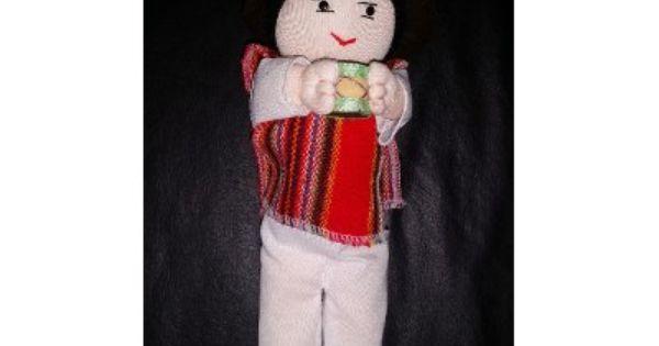 Pin En Folk Dolls Ecuador