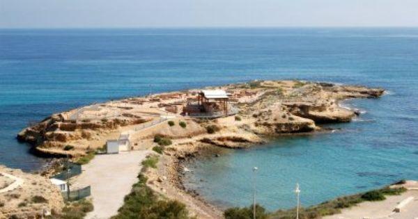 La Isleta Campello Importante Yacimiento Arqueologico En El