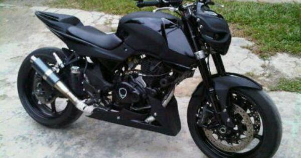 Bajaj Si Anak Tiri With Images Motor Cafe Racer