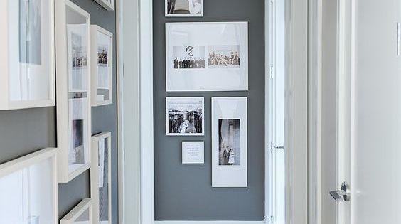 d coration couloir 25 id es g niales d couvrir couloir grise couloir et gris. Black Bedroom Furniture Sets. Home Design Ideas
