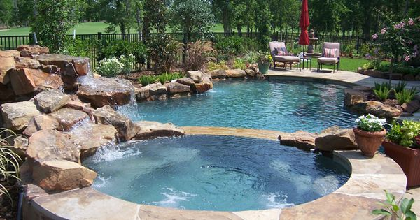 Cjs yard works katy texas landscaping home ideas for Pool design katy tx