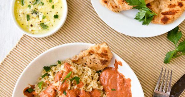 Grilled Indian-Spiced Chicken | Butter Chicken, Indian Butter Chicken ...