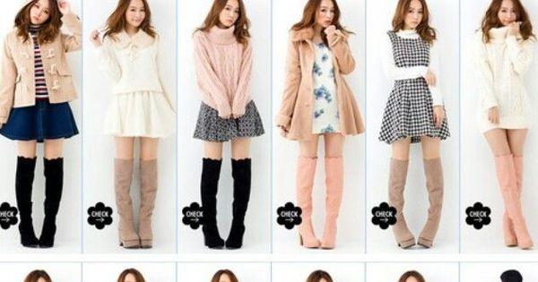 Gyaru Style Fashion Japan Ulzzang The Korean Word Meaning Beautiful And Is Oft Beautiful